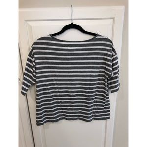 Abercrombie & Fitch Tops - Abercrombie and Fitch Embellished Neck Shirt